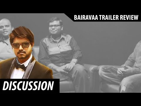 bairavaa-teaser-review