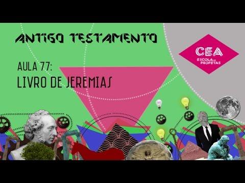 Aula 77 - Livro De Jeremias