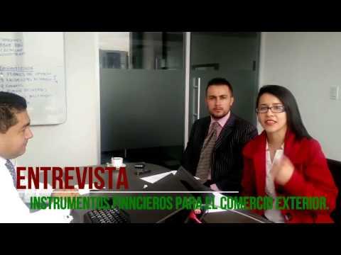 Entrevista Instrumentos financieros