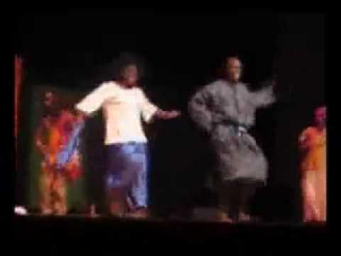 Culture dance of Senegal.mp4