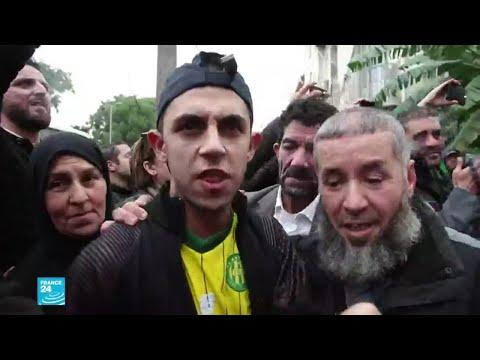 الجزائر: تبرئة متظاهرين حملوا الراية الأمازيغية في الحراك  - 15:00-2019 / 11 / 14