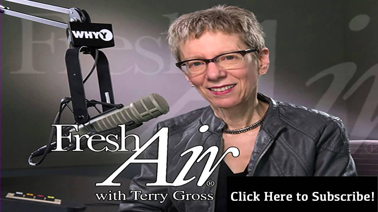 Terry Gross Fresh Air
