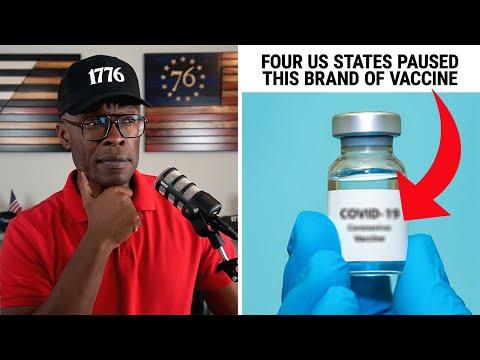 "FOUR States ""Pause"" Johnson & Johnson Vaccine!"