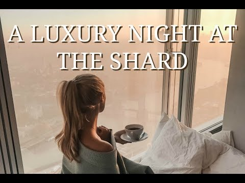 A NIGHT OF LUXURY AT THE SHARD // & Oxford Street Zara Haul