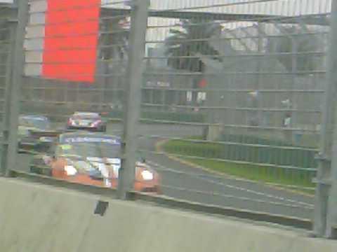 Australian Grand Prix 2010 - Australian GT Championship First Lap (amateur vision)