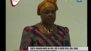 Mifuko ya Hifadhi za Jamii Kuhusishwa Kwenye Maendeleo