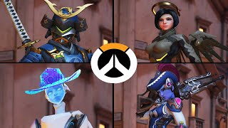 Overwatch Archives Event 2021 - All the New Skins \u0026 Items!