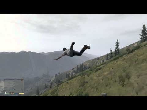 I believe i can fly GTA 5