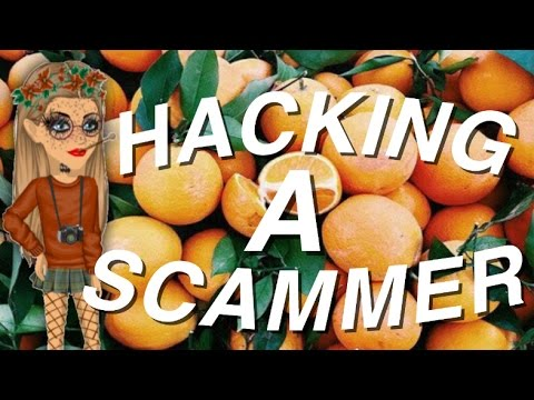 HACKING A SCAMMER ON MSP