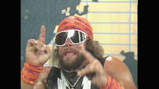 Macho Man Randy Savage Promo on Ted DiBiase (05-16-1988)
