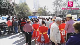 Día del Folclor 2017 en Macul