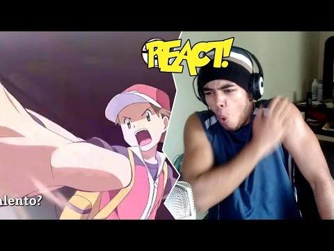 REACT - Pokémon GO VS Clash of Clans  Duelo de Titãs
