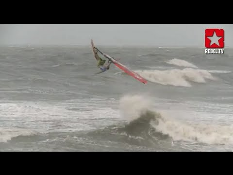 Cold Hawaii Klitmöller - Windsurf-
