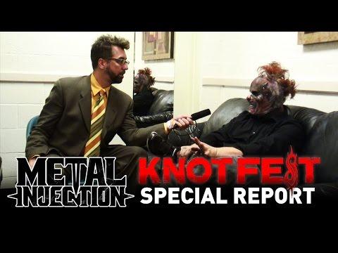KNOTFEST 2014 Report w/ Slipknot, Atreyu, Killswitch Engage | Metal Injection