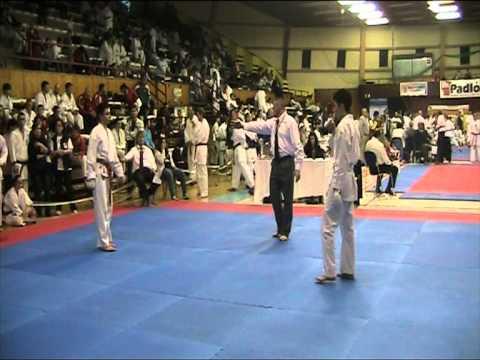 Karate Progresul Cernica Eger Ungaria 2011-2/5