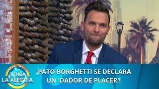 ¡Pato se declara un 'dador de placer'! | Programa del 23 de enero de 2020 PARTE 2 | Venga La Alegría