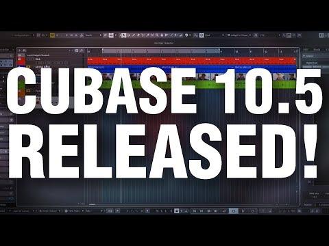 Cubase 10.5 Features