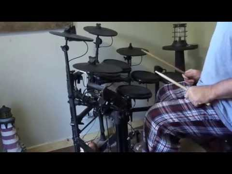How The Alesis Nitro Electronic Drum Soumds to others in your house when being played