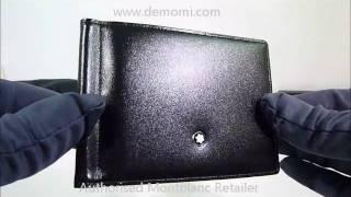 MB 5525 montblanc  wallet  meisterstuck portafogli  review mont blanc
