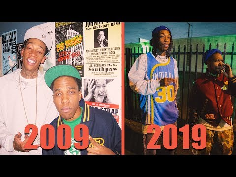 The Evolution of Wiz Khalifa and Curren$y (2009 - 2019) Mp3
