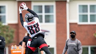 Atlanta Falcons Nation - Rookie Minicamp - Arthur Smith and Terry Fontenot's First Draft Class