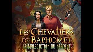 Les Chevaliers de Baphomet 5: La Malédiction du Serpent #1 (Playthrough FR)
