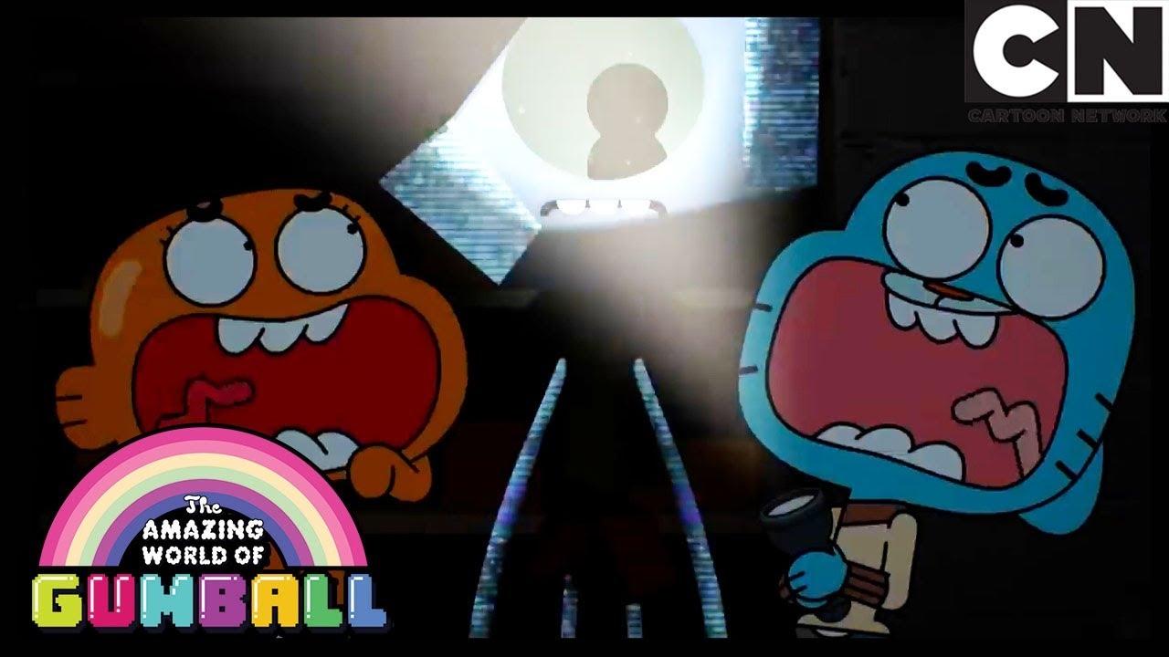 Someone's In Our Basement | The Nobody | Gumball | Cartoon Network