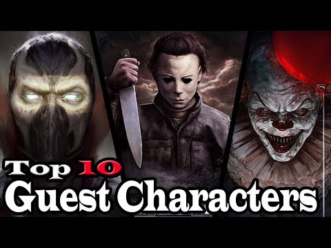 Top 10 Guest Characters for Mortal Kombat 11