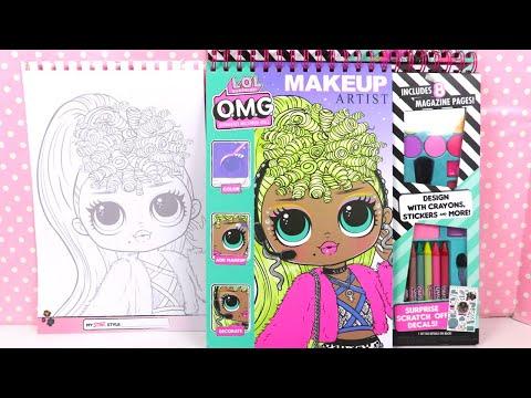poupées-lol-omg-kit-activités-coloriage