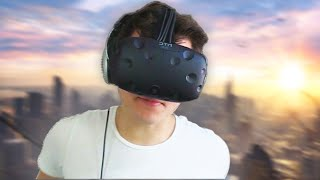 IN A MOVIE! (Virtual Reality)