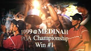 Tiger Woods Wins 1999 PGA Championship at Medinah