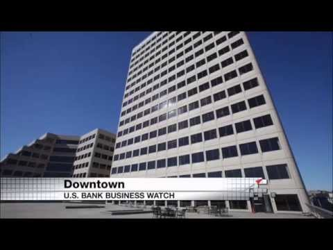 November 8, 2015:  Cincinnati Bell shows off new office space