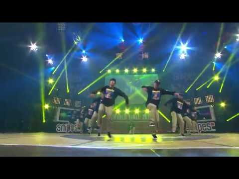 BOTY 2017 - The Floorriorz (Japan) - Best Show
