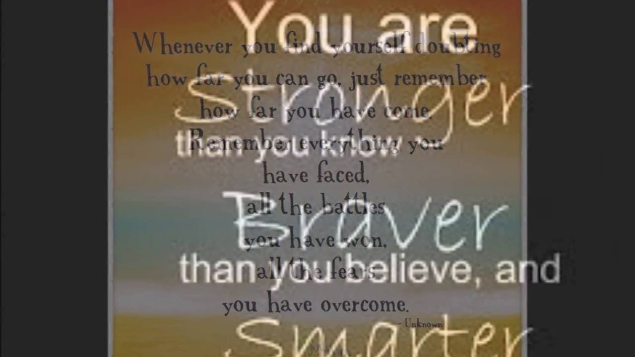 Quotes About Strength Strength & Courage Quotes  Youtube