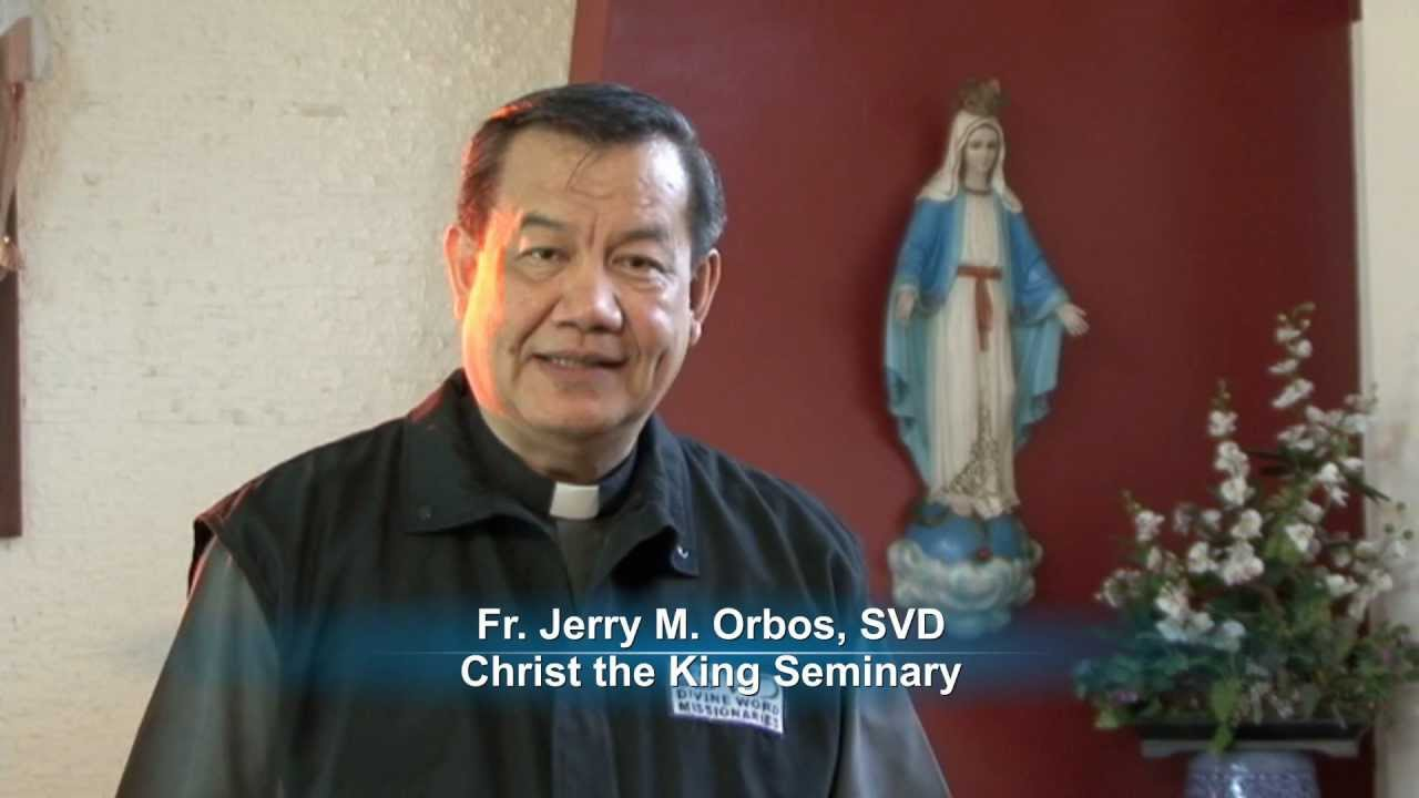 Image result for father Jerry M. Orbos SVD, photos