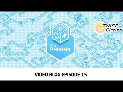 Big Pharma Vlog #15 - Entire game playthrough pt5