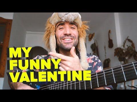 Chet Baker - My Funny Valentine // Alex Serra (Gato Suave)