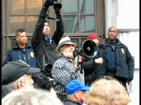 Occupy Federal District Court, San Francisco, January 20, 2012