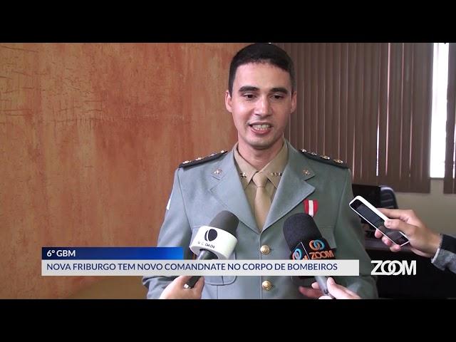 15-04-2019 - TROCA DE COMANDO NO 6º GBM - ZOOM TV JORNAL