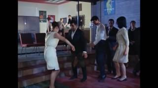 Танец в ресторане из фильма