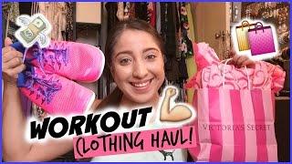 Workout Clothing Haul! Nike, Adidas + more!
