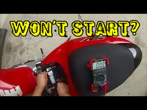 how to suzuki sv650 battery check charge replace youtube. Black Bedroom Furniture Sets. Home Design Ideas