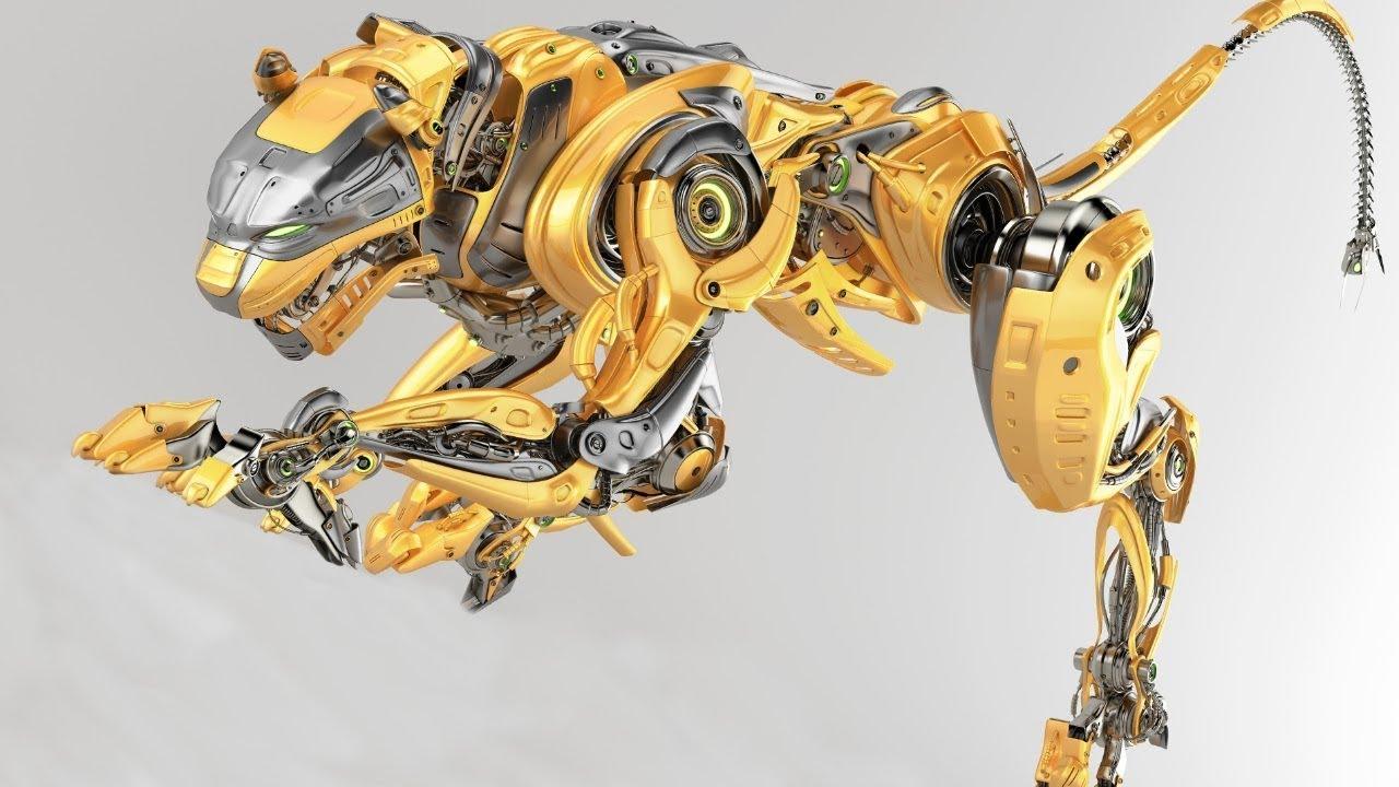 Deviantart Robot Animals: Most ADVANCED Robot Animals That Exist Today!