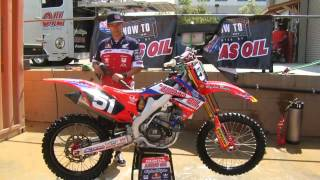 Transworld MX How To: Presented by Lucas Oil - How To Wash Your Bike