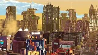 SimCity Societies PC Games Trailer - Trailer