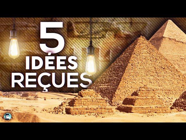 5 idées reçues sur l'Egypte antique - Nota Bene