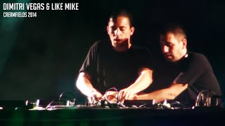Dimitri Vegas & Like Mike - Creamfields Chile, 2014