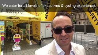 Self Made Cycling Launch at the Tour Down Under TDU