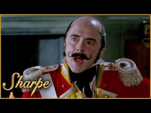 Sharpe Confronts Lieutenant Colonel Girdwood | Sharpe