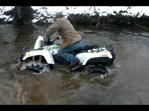 2010 Arctic Cat Mud Pro 1000